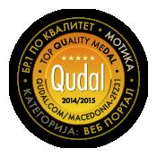Qudal Quality Medal MOTIKA