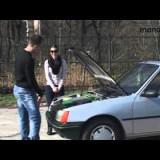 Студент од Србија направил електричен автомобил кој поминува 100 километри за 7 денари