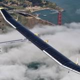 Solar Impulse 2 - Solar Plane Completes Record 120-Hour Flight Across Pacific!