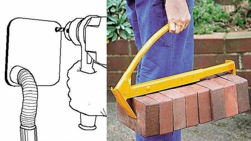 Интересни и многу практични изуми на градежните работници