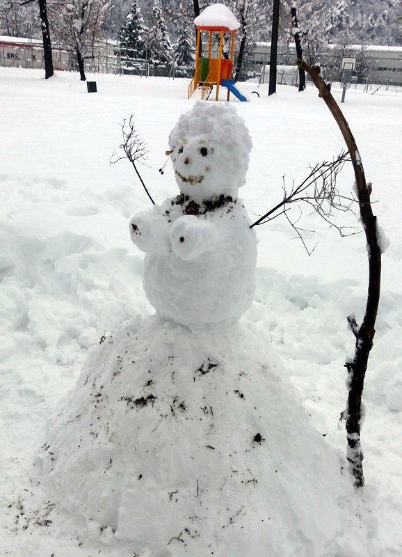 Снешка за најоткачен снешко   Кандидат бр 27  на изборот за НАЈОТКАЧЕН МАКЕДОНСКИ СНЕШКО за 2017