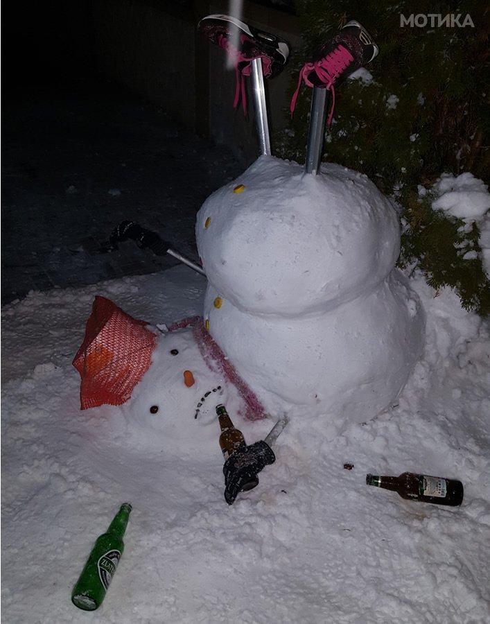 Снешко пијаница   Кандидат бр 31  на изборот за НАЈОТКАЧЕН МАКЕДОНСКИ СНЕШКО за 2017