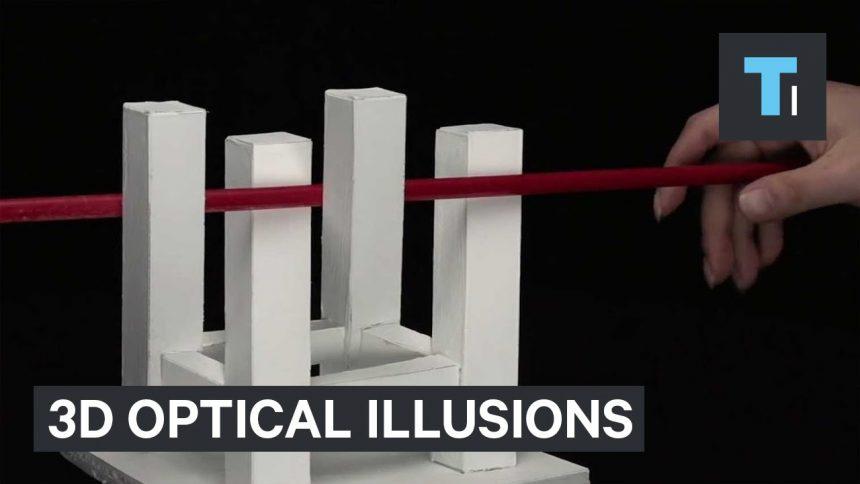 Оптичките илузии на еден јапонски професор ќе ви го збунат мозокот