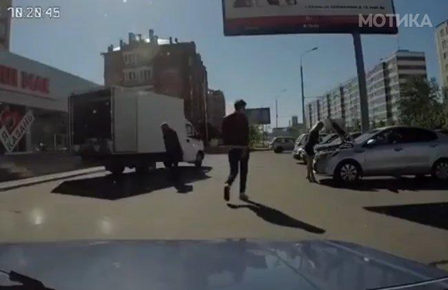 Типична руска ситуација  Видео од 30 секунди со содржина како цел филм