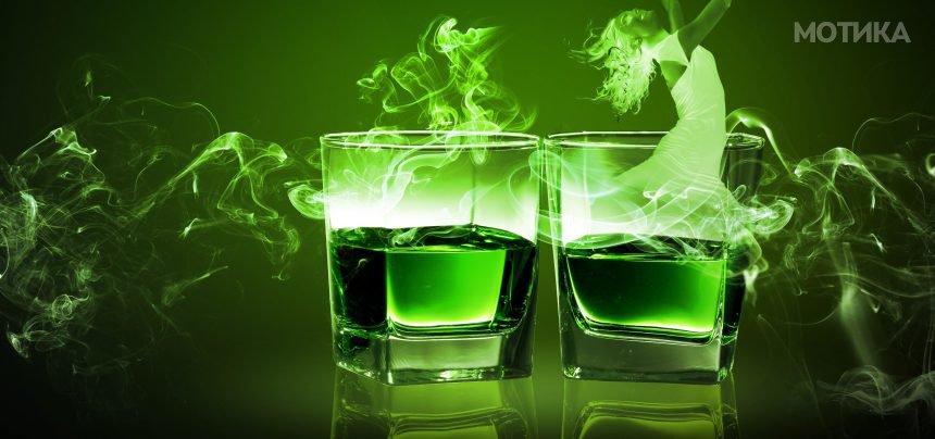 Најголемите митови за озогласениот алкохолен пијалак Апсинт