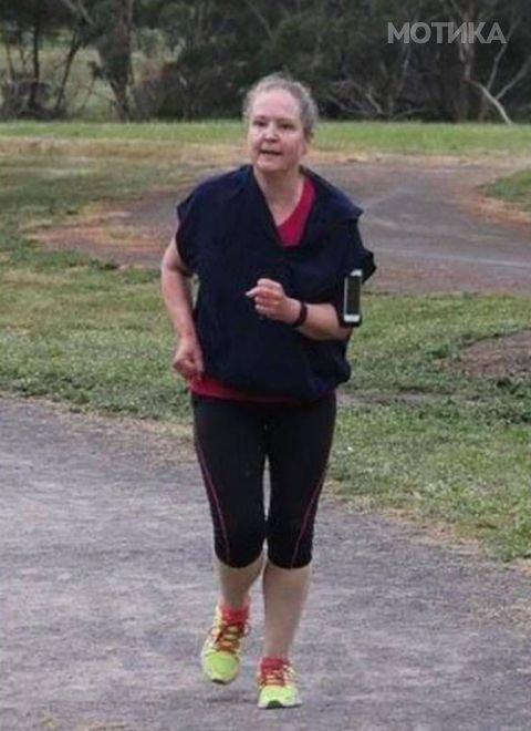 Редовното вежбање си го прави своето  без разлика колку години имате и како изгледате
