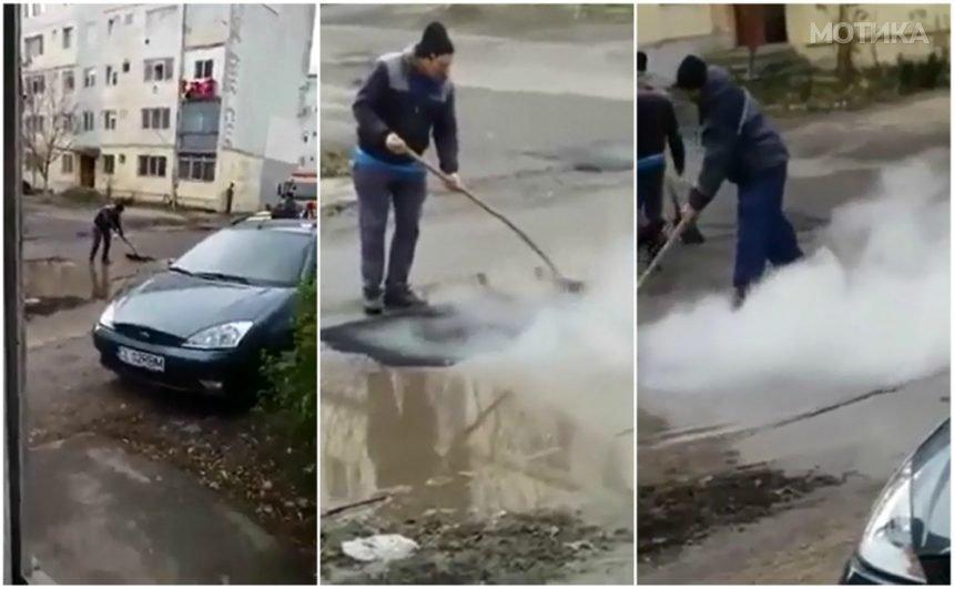 Како се асфалтираат улици откако земјата ќе влезе во ЕУ