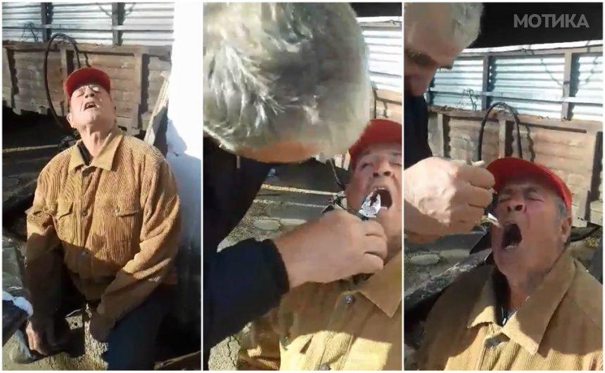 Штипскиот забар со моторцангли и ракија место анестезија   Традицијата сѐ уште живее
