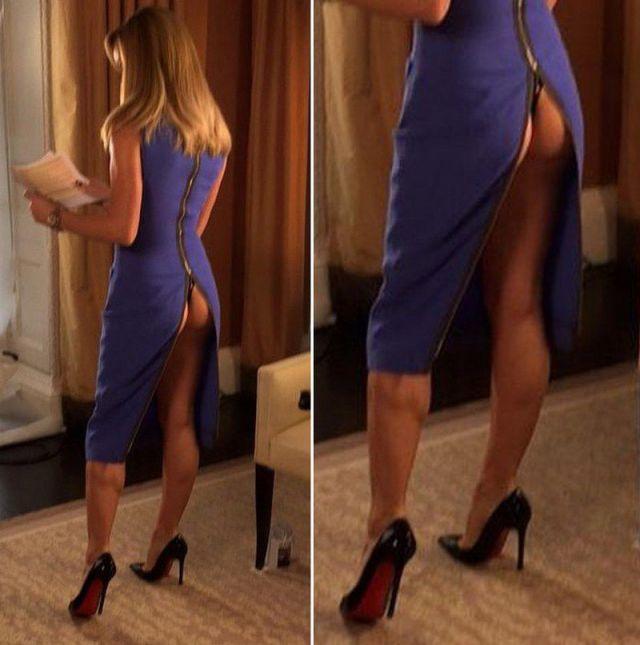 Глубокие разрезы на юбках частные фото сися видео
