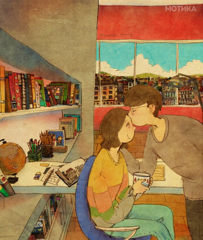 sweet-couple-love-illustrations-art-puuung-17__700