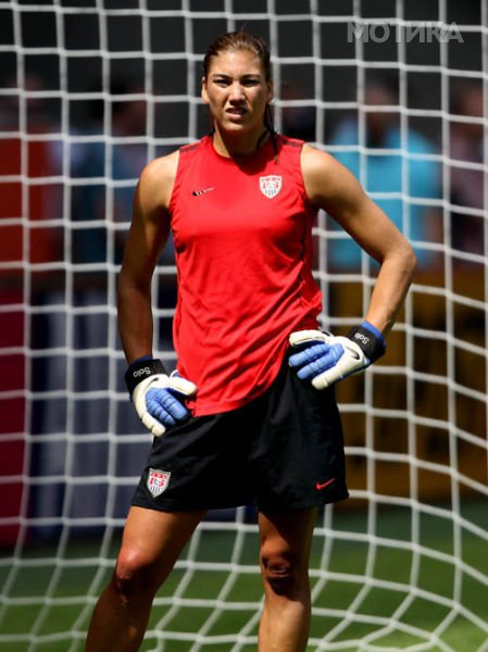 USA Training & Press Conference - FIFA Women's World Cup 2011