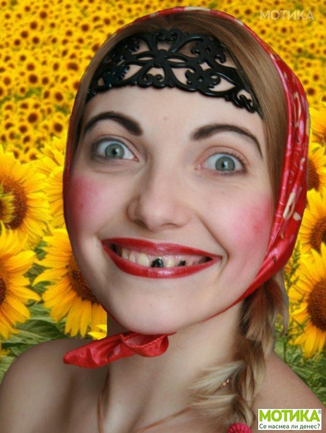будто русский дурачки девушка видео должны